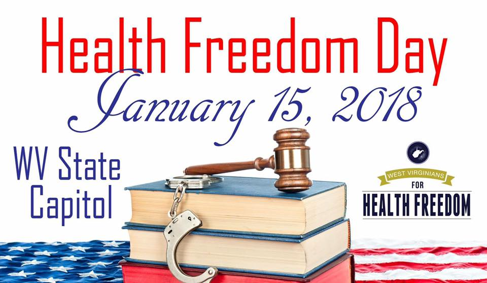 West Virginia Health Freedom Day 2018